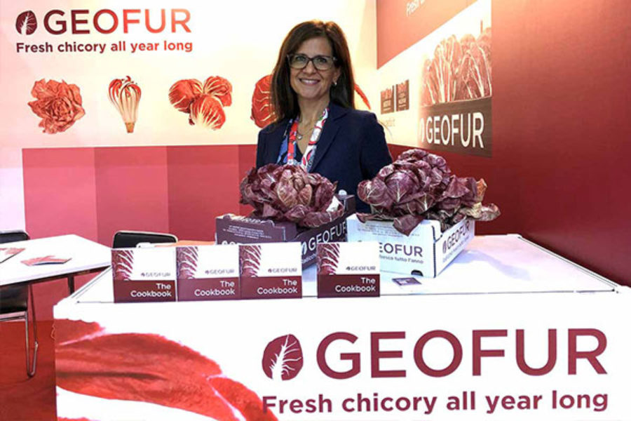 Geofur a Asia Fruit Logistica 2019