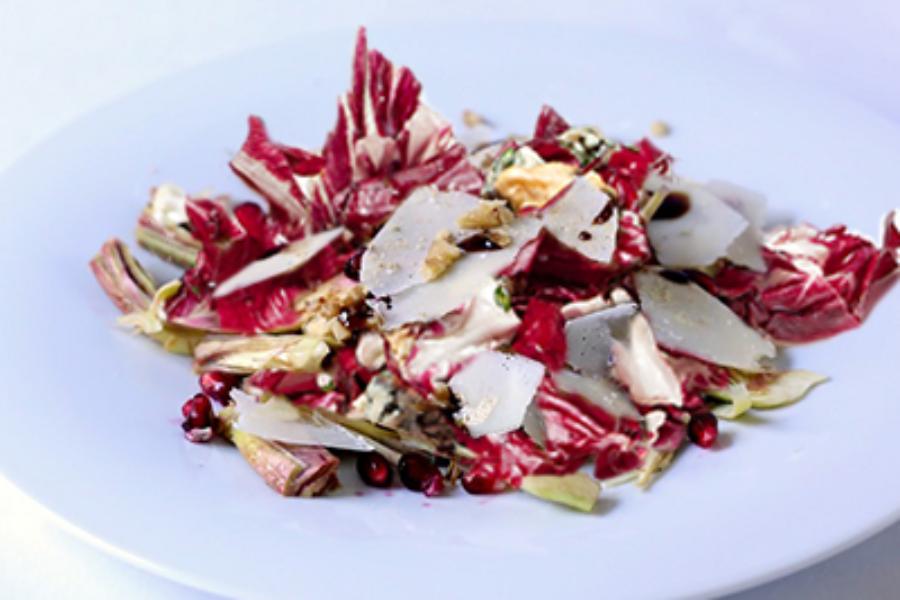 Carpaccio Salad of Radicchio di Verona PGI